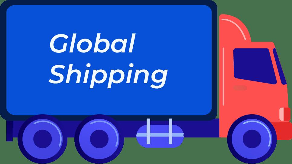 una group purchasing shipping logo