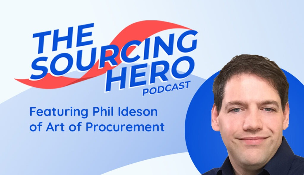 Phil Ideson procurement leader