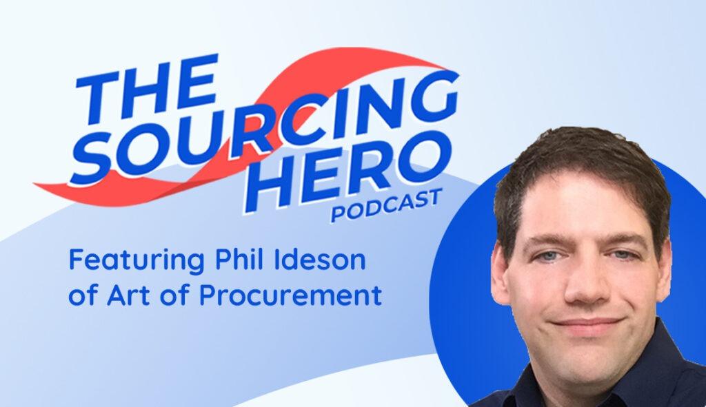Phil Ideson procurement leader
