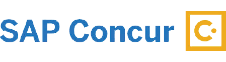 SAP Concur logo no background