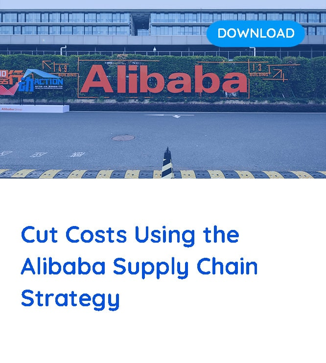 alibaba supply chain costs download