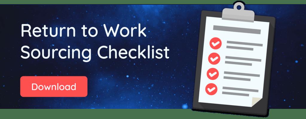 sourcing checklist