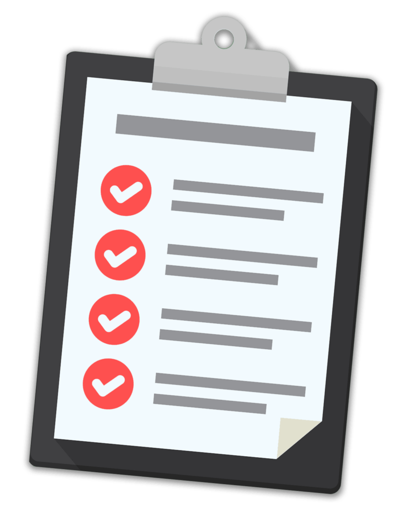 ultimate purchasing checklist una
