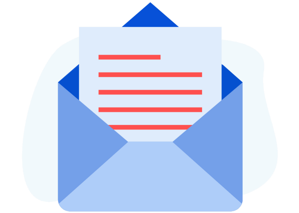 procurement communication icon una
