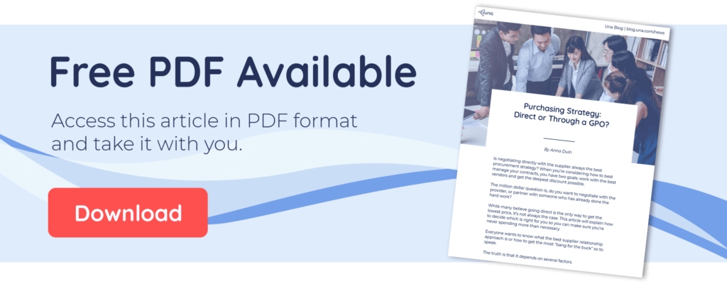 Purchasing Strategy PDF
