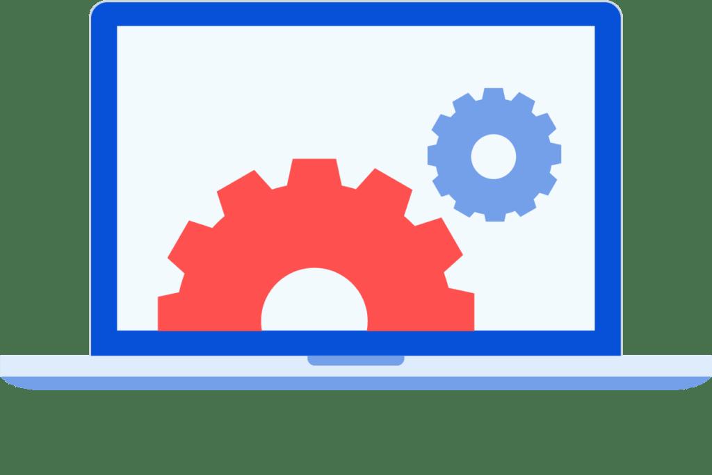 how gpos work laptop icon