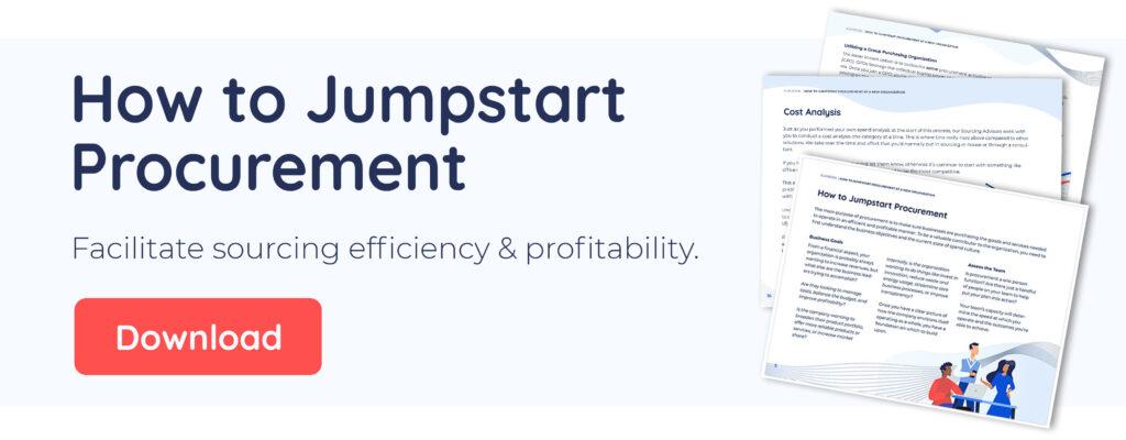 procurement playbook
