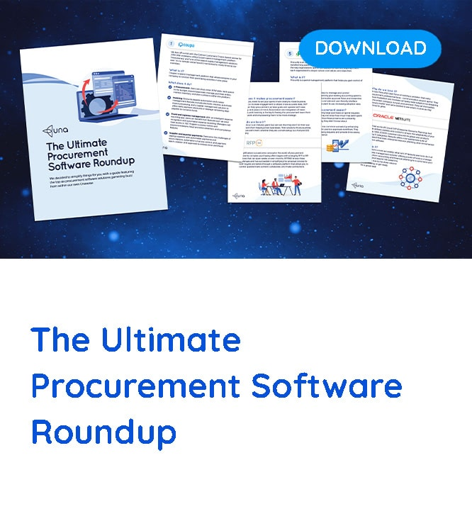 ultimate procurement software roundup