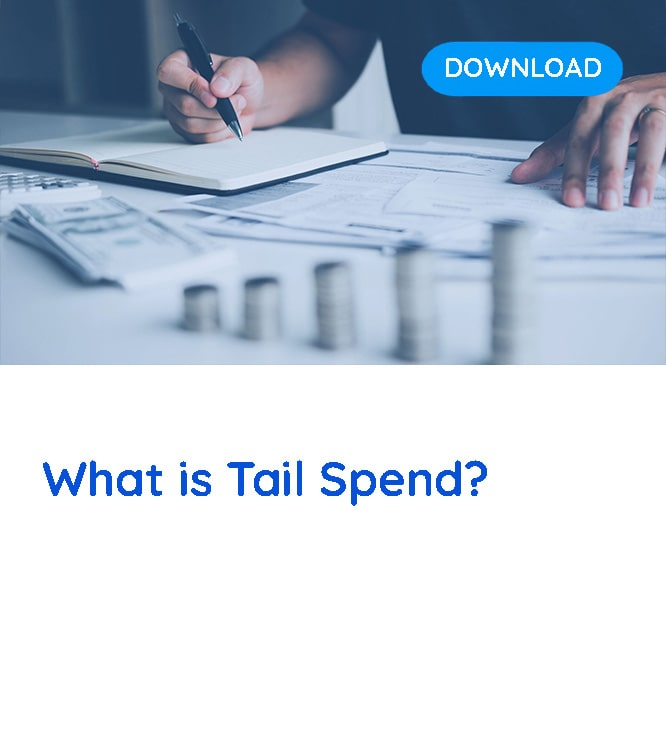 what is tail spend