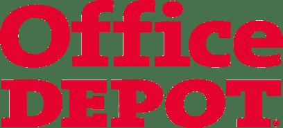 office depot logo una