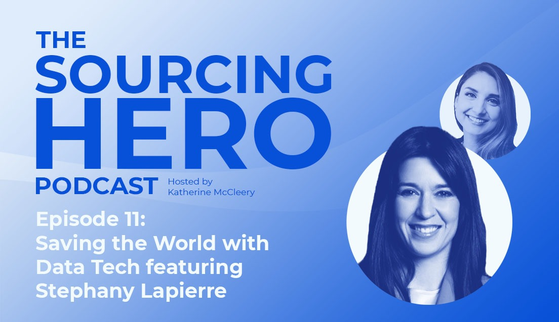 Episode 11: Saving the World with Data Tech