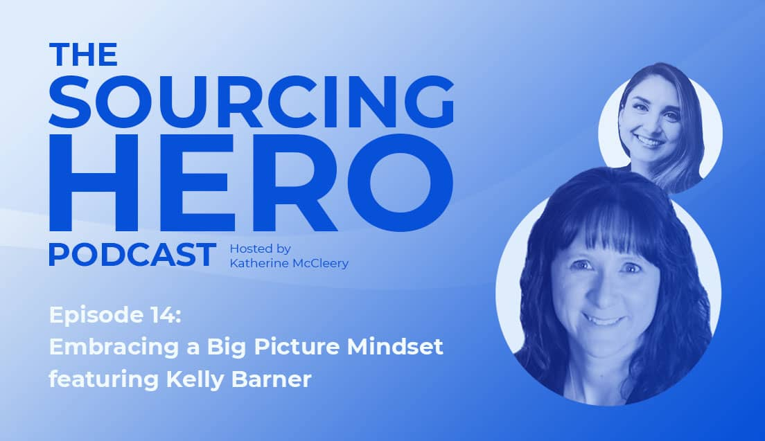 Episode 14: Embracing a Big Picture Mindset