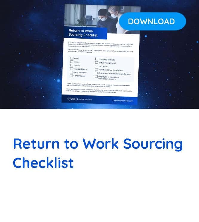 return to work covid checklist