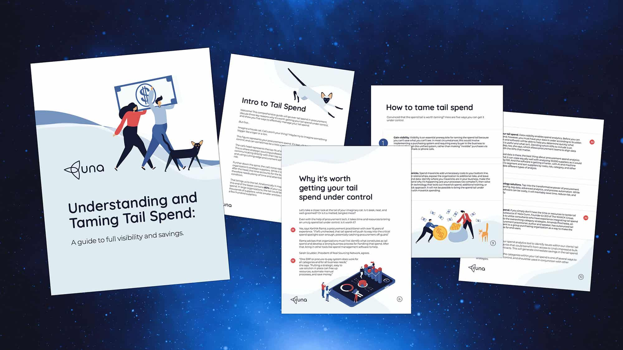 Tail Spend: Your Guide to Full Visibility and Savings