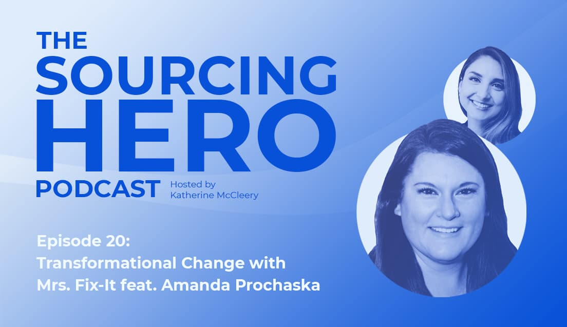 Ep 20: Transformational Change with Mrs. Fix-It