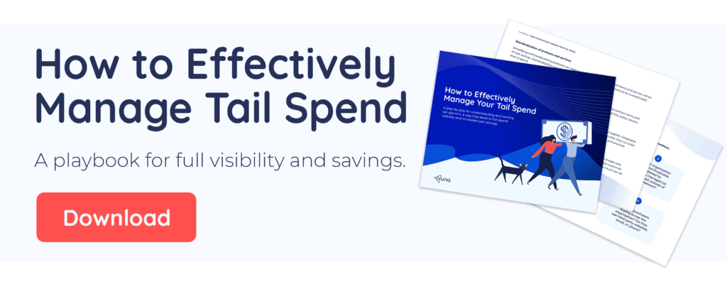 tail spend playbook
