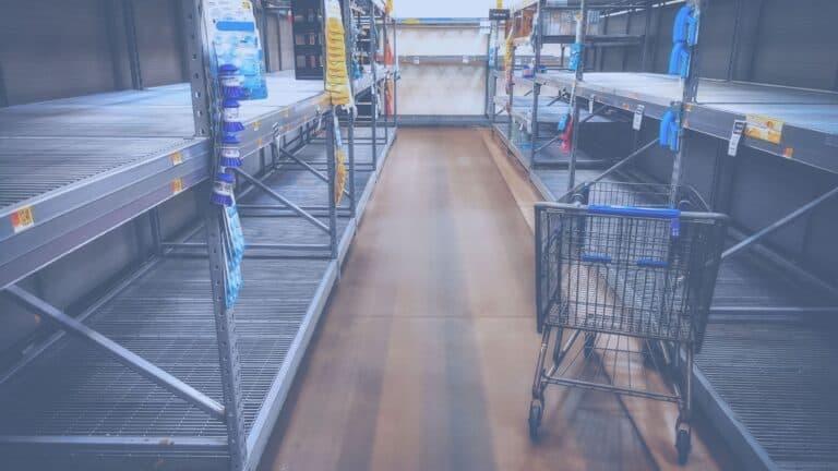 product shortages in procurement