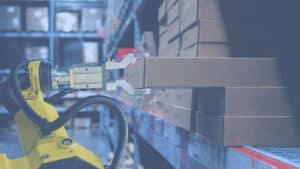 robots in procurement