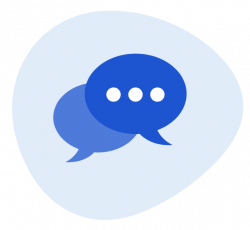 procurement resource communication icon